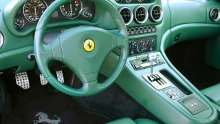 Un Ferrari nunca se verá.